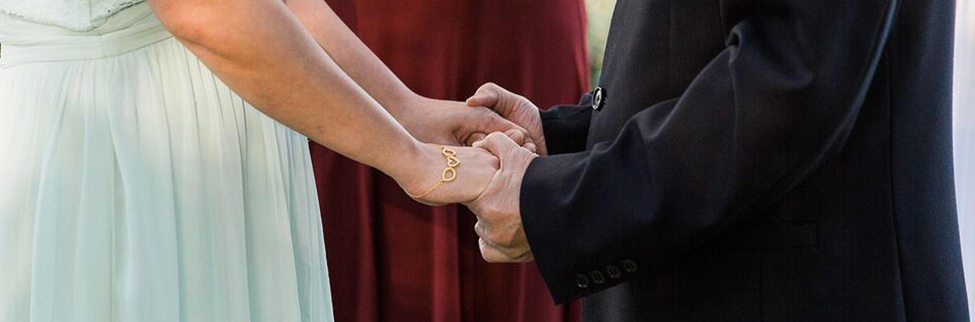 Registry Office Style Wedding